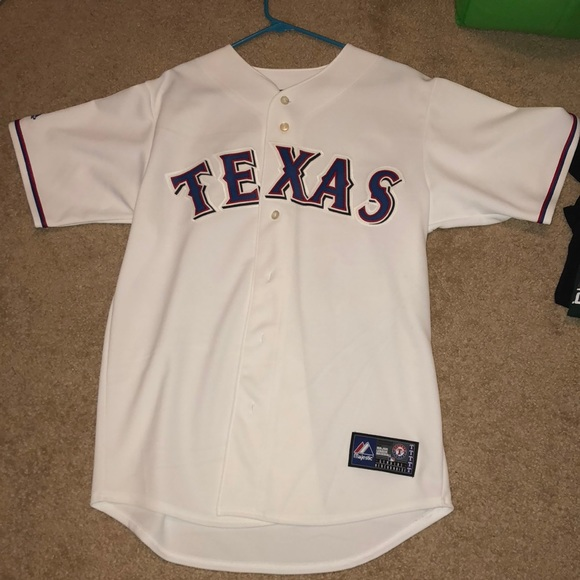 premium selection 0ecf0 84080 Texas Rangers Josh Hamilton Jersey